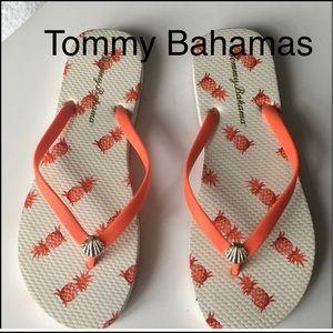 Tommy Bahamas  flips flop size 10